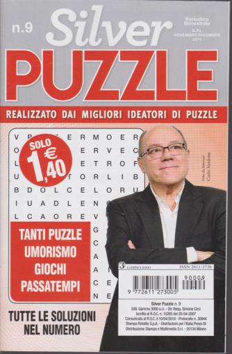 Silver Puzzle - n. 9 - bimestrale - novembre - dicembre 2019