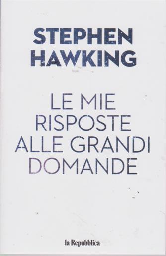 Libro Del Mese - Stephen Hawking - Le mie risposte alle grandi domande -