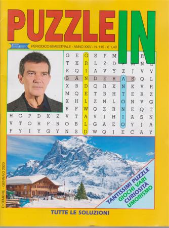 Puzzle In - n. 115 - bimestrale - dicembre - gennaio 2020