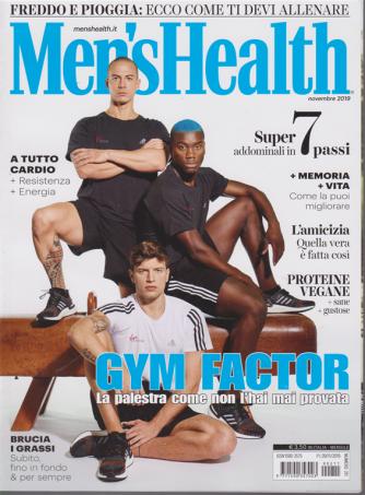 Men's Health - n. 211 - novembre 2019 - mensile