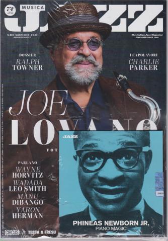 Musica Jazz - n. 820 - marzo 2019 -