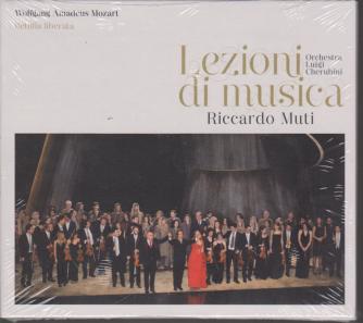 Riccardo Muti - La Betulia Liberata - Lezioni di musica - Wolfgang Amadeus Mozart