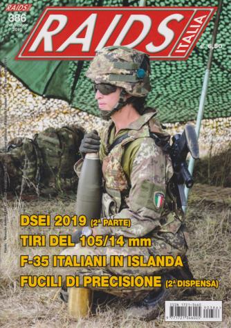 Raids - n. 386 - novembre 2019 - mensile