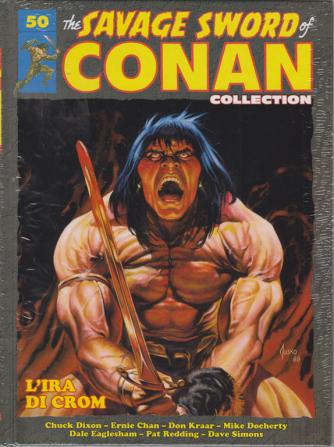 The savage sword of Conan - n.50 - 16/11/2019 - quattordicinale - L'ira di Crom
