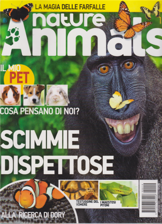 Nature & Animals - n. 19 - novembre 2019 - bimestrale