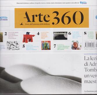 Arte 360 - n. 3 - novembre - dicembre 2019 - bimestrale