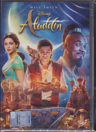 I Dvd Di Sorrisi Collection 4 - Aladdin - n. 33 - settimanale - 19 novembre 2019 -