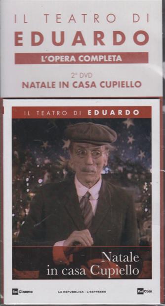Il Teatro di Eduardo - Natale In Casa Cupiello - 2° dvd - L'opera completa - n. 5 - 18/11/2019 - settimanale