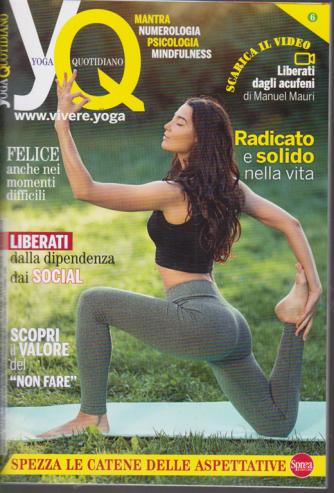 Yoga Quotidiano - n. 6 - bimestrale - novembre - dicembre 2019 -