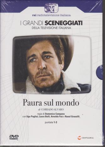 I grandi sceneggiati della televisione italiana - Paura sul mondo - puntate 1-3 - settimanale - 21/11/2019
