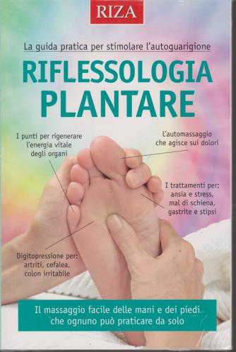 Riza - Dimagrire - Riflessologia plantare - n. 212 - dicembre 2019 -