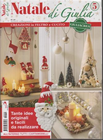 Idee In Filo - Natale di Giulia - n. 40 - 21 novembre 2019 - bimestrale