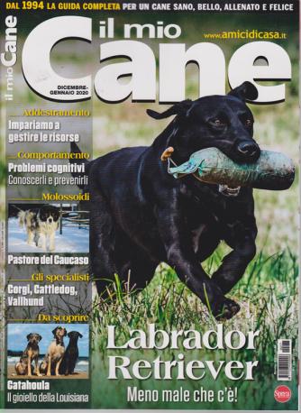 Il Mio Cane - n. 277 - dicembre - gennaio 2020 - mensile