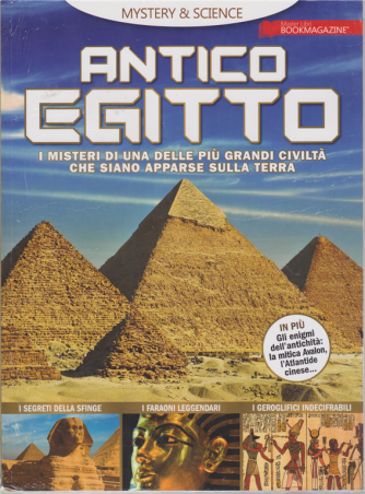 I misteri dell'antico Egitto - n. 2 - 19/11/2019 -