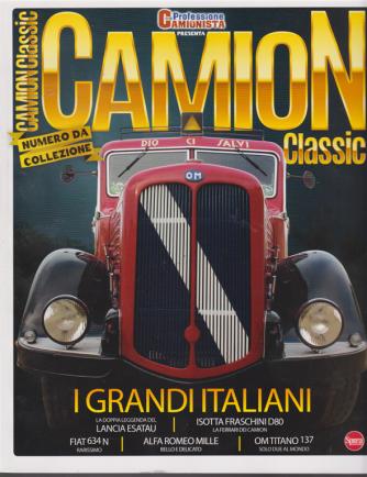 Professione camionista presenta Camion Classic - n. 3 - bimestrale - dicembre - gennaio 2020