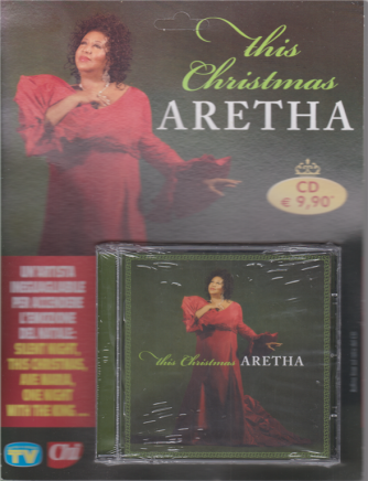Cd Sorrisi e Canzoni - This Christmas Aretha - n. 2 - 26/11/2019 -