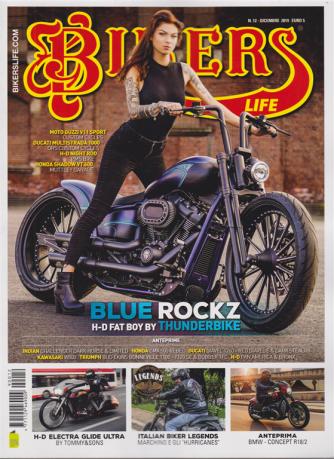 Bikers Life - n. 12 - dicembre 2019 - mensile
