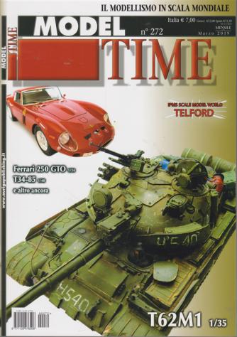 Model Time - n. 272 - mensile - marzo 2019 -