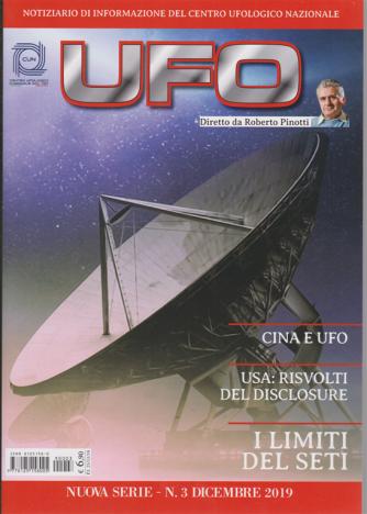 Ufo Notiziario - n. 3 - dicembre 2019 - nuova serie