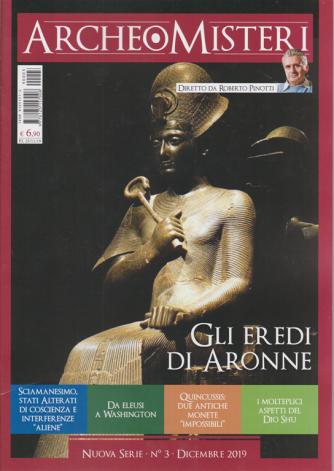 Archeomisteri - n. 3 - dicembre 2019 - nuova serie