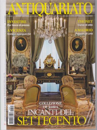 Antiquariato - n. 464 - dicembre 2019 - mensile