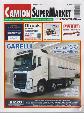 Camion Super Market - n. 12 - 27 novembre 2019