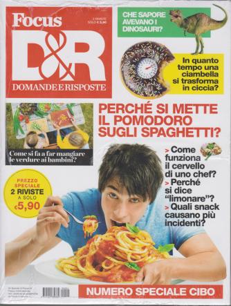 Gli Speciali Di Focus - D&R 52+D&R 53 - 2 riviste - Domande e risposte