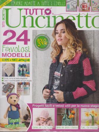 Tutto Uncinetto Pack - n. 1 - bimestrale - dicembre/gennaio 2020 - 2 riviste