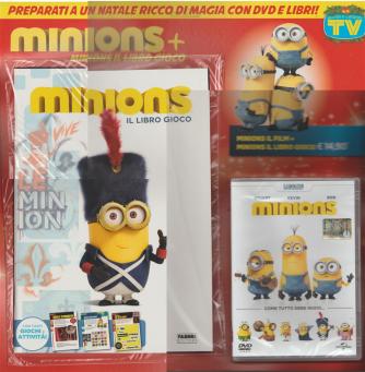 I Dvd Di Sorrisi - Minions Il Film + il libro gioco