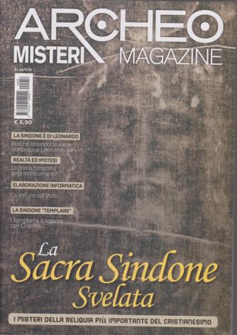 Archeomisteri Magazine - n. 58 - 24/11/2019 -