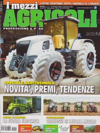I Mezzi Agricoli - n. 53 - dicembre 2019 - gennaio 2020 - bimestrale