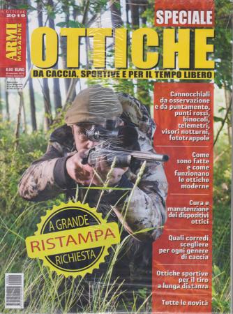 Armi Magazine Speciale ottiche da caccia, sportive e per il tempo libero - 30 novembre 2019 - bimestrale