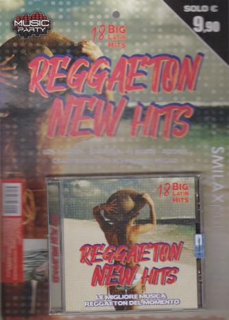 Music Party-Var.32 - Reggaeton New Hits - n. 3 - bimestrale - 7 novembre 2019 -