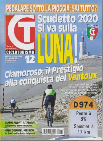 Cicloturismo - n. 12 - dicembre 2019 - mensile