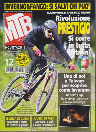 Mtb magazine - n. 12 - mensile - dicembre 2019 -