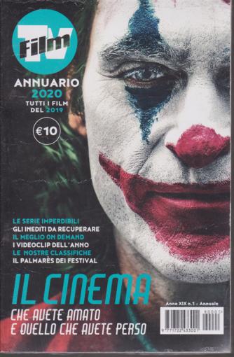 Annuario Film Tv - 2020 - Tutti i film del 2019 - n. 1 - edizione 2020