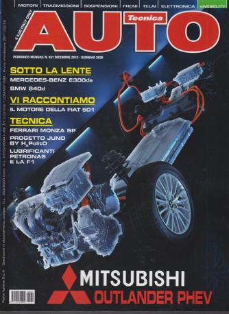 Auto Tecnica - Dicembre-Gennaio 2020 - mensile
