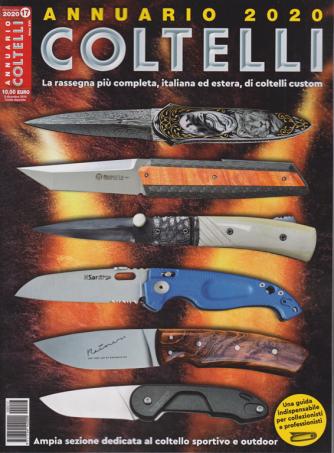 Annuario Coltelli 2020 - n. 17 -Annuale - 5 dicembre 2019 -