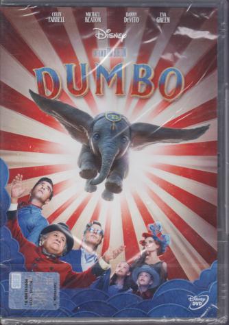I Dvd Fiction Sorrisi 2 - n. 3 - settimanale - 3/12/2019 - Dumbo -