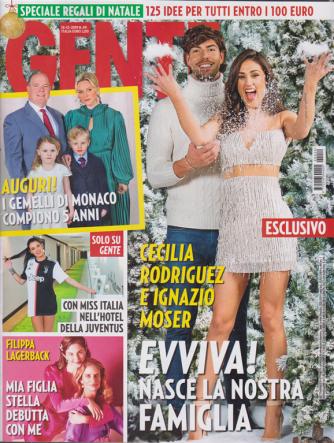 Gente - n. 49 - 14/12/2019 - settimanale