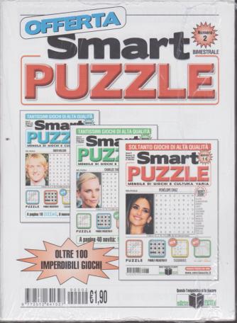Smart puzzle - n. 2 - bimestrale -
