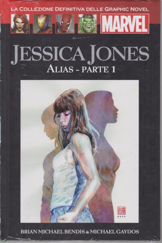 Graphic Novel Marvel - Jessica Jones Alias - parte 1 - n. 34 - 30/11/2019 - quattordicinale - copertina rigida