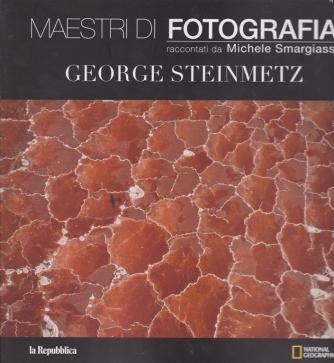 Maestri di fotografia raccontati da Michele Smargiassi - George Steinmetz - n. 15 -
