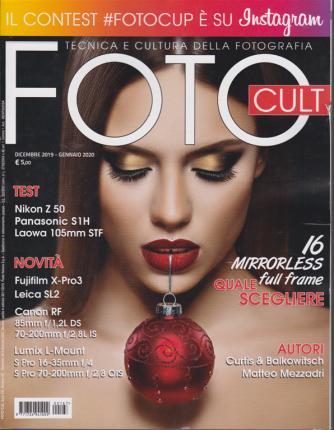 Foto Cult - n. 167 - dicembre 2019 - gennaio 2020 - mensile