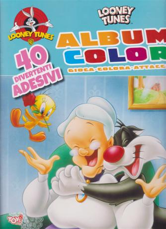 Album color - Looney Tunes - n. 28 - bimestrale - 14 novembre 2019 -