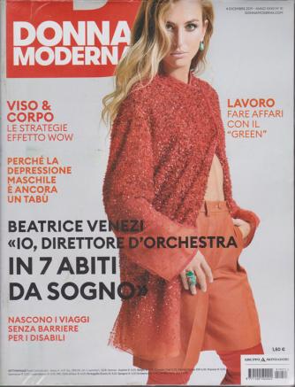 Donna Moderna - n. 51 - 4 dicembre 2019 - settimanale