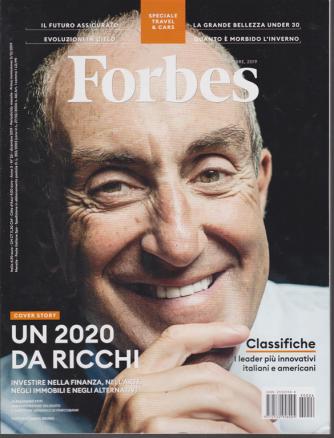 Forbes - n. 26 - dicembre 2019 - mensile