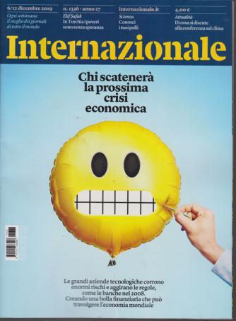 Internazionale - n. 1336 - settimanale - 6/12 dicembre 2019