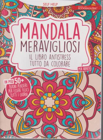 Mandala meravigliosi - n. 2 - 29/11/2019 - per adulti