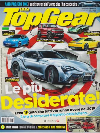 Top Gear - n. 137 - mensile - aprile 2019 -